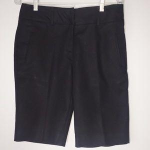 Dana Buchman Shorts - Dana Buchman Classic Black Shorts